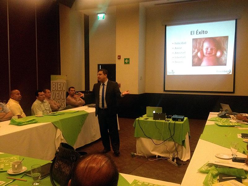 conferencias en Monterrey